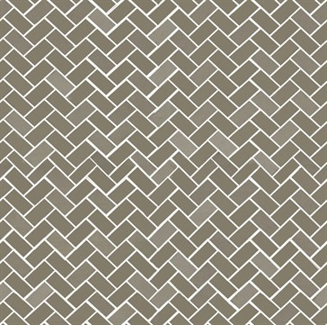 Tactile Mosaico Bone Terra 40x40