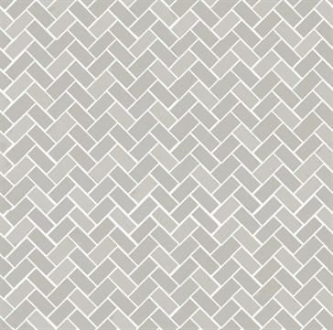 Tactile Mosaico Bone Zinco 40x40