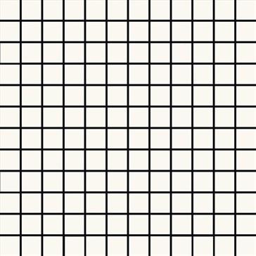 Tempera Bianco Mosaico 30x30