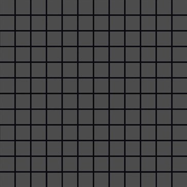 Tempera Antracite Mosaico 30x30