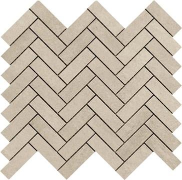 Terracruda Mosaico Lisca Sabbia 33,2x33,2