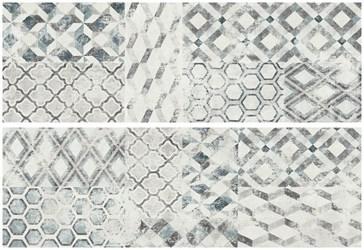 Texcem Bianco Decoro Patch 32,5x97,7
