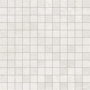 Roots White Mosaico 30x30