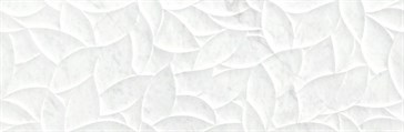 Bistrot Riv. Natura 3D Bianco Pietrasanta 40x120