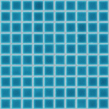 Mos. Tessera Azzurro Mare 20x20