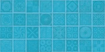 Archivio Mix Turchese 20x20
