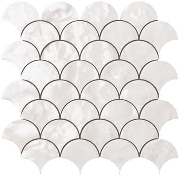 Mos. Trasparenze Ventaglio Cristallo 26x26,5
