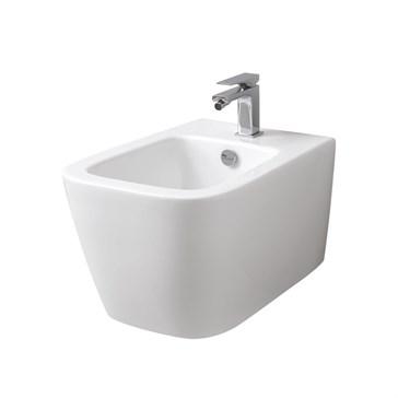 Artceram A16 биде подвесное 36x52, 1 отв., Bianco Lucido