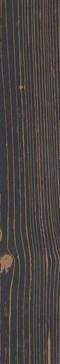 The Black Negative Marrone 120x20 rett.