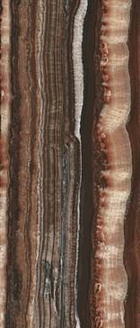 Onice Brown WA 03 LUC SQ 120x278 6mm